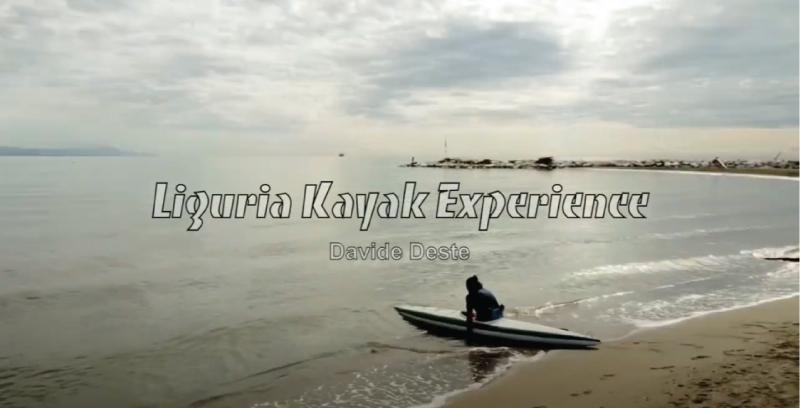 """""""Liguria Kayak Experience"""" con AVIS Castelnuovo Magra"""